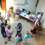 Restaurant des Deux Forts cocktails privé séminaire hotel Charles Sander, Salins les Bains dans le Jura