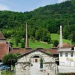 Le musee de la saline salins les Bains Jura