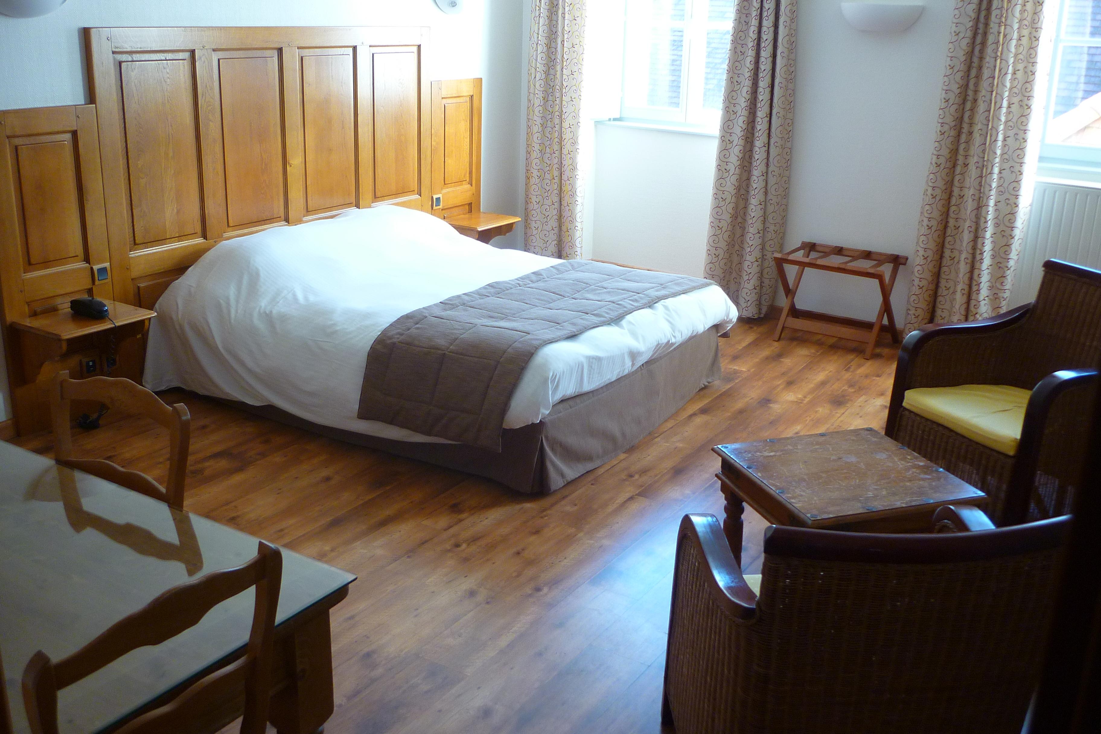 Promotion sur les chambres à l'hotel Charles Sander