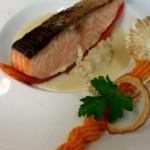 restaurant des Deux Forts à Salins les Bains Jura