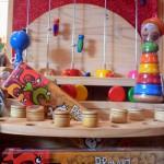 Boutique Gourmande jouets en bois hotel Charles Sander Salins les Bains Jura